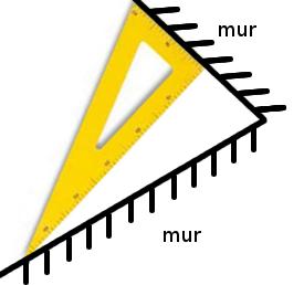 Blog enseignant des maths l 39 enseignement des maths et le libre - Que mettre sur un mur abime ...